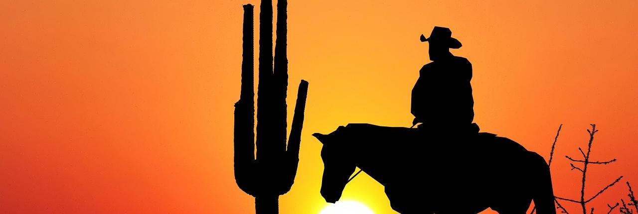 Django Western scene tarantino twist show