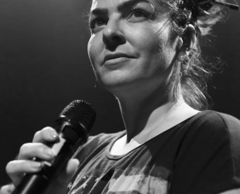 Samara Bahrami- The Tarantino Twist Show