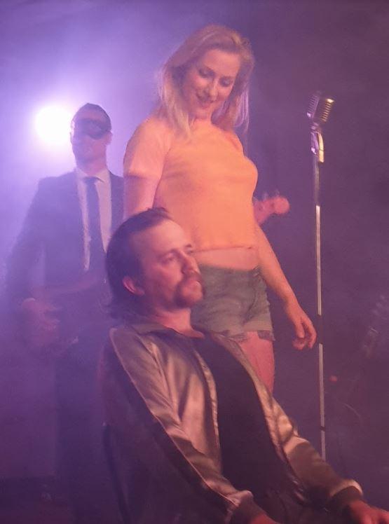 Æsel Fritzl - The Tarantino Twist Show